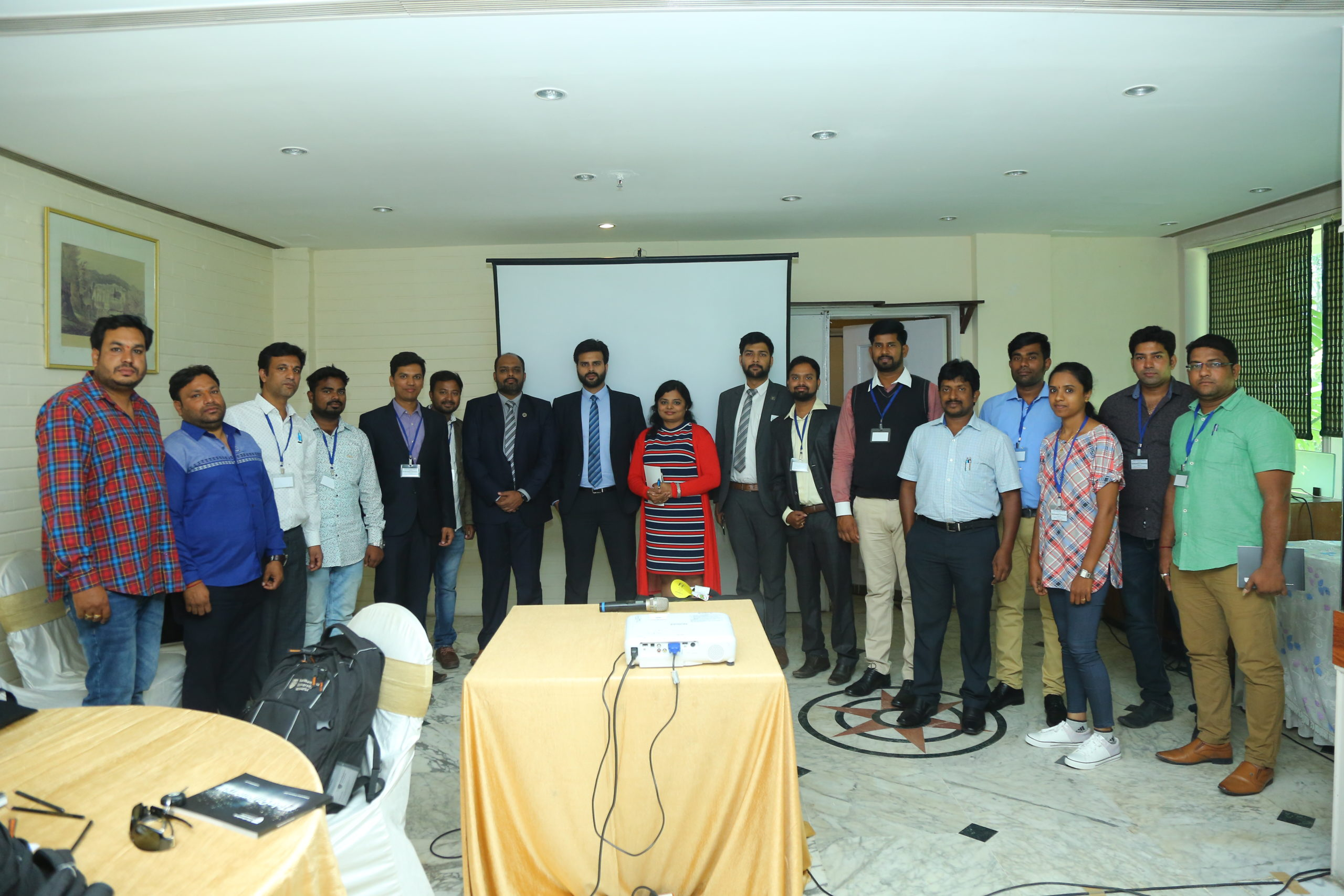 Northumbria University Agent Meet @ Taj Banjara, Hyderabad G2