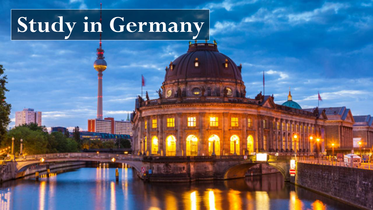Why Study in Germany?