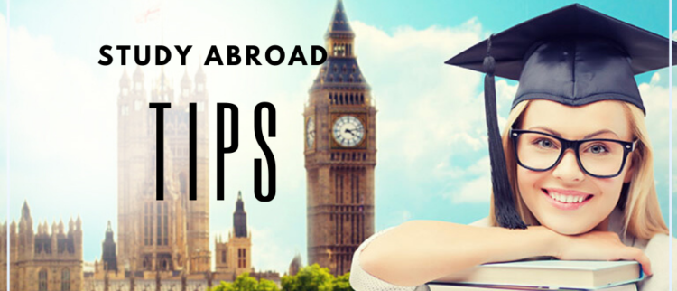 Study abroad tips and tricks